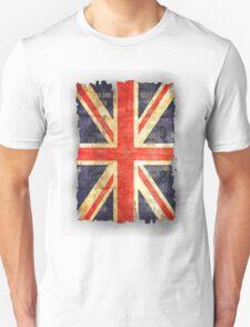 England Flag World Cup 2014 T-Shirt