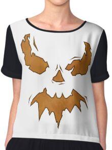 Villan Scarecrow  Chiffon Top