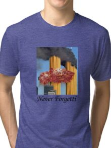 Never Forgetti Tri-blend T-Shirt