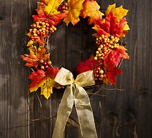 Autumn wreath  by 3523studio