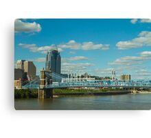 Cincinnati Canvas Print