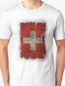 Switzerland flag world cup T-Shirt