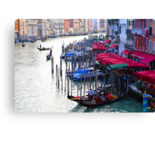 All About Italy. Venice 10 Canvas Print