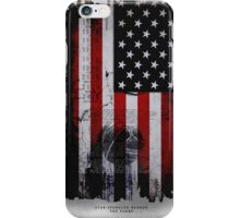 USA FLAG WORLD CUP 2014 iPhone Case/Skin