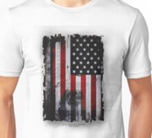 USA FLAG WORLD CUP 2014 Unisex T-Shirt