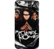 MY CHEMICAL ROMANCE BLACK PARADISE iPhone Case/Skin