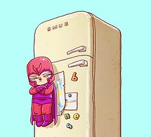 Fridge Magneto by hammo