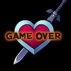 Legend of Zelda - Game Over by spiritofascipio
