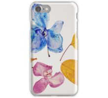 Natural Elements III iPhone Case/Skin