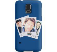 Misha Collins - life ruiner  Samsung Galaxy Case/Skin