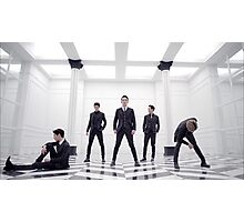 """SHINee Group 2 """"Number"""" Photographic Print"""