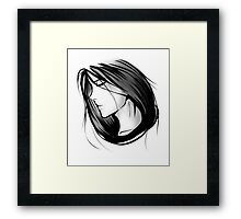 Sketch 2 Framed Print