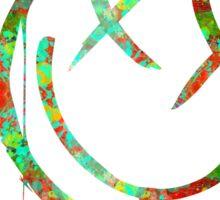 Blink Splatter Sticker