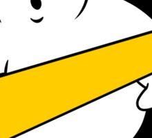 No-Ghost Redux Sticker