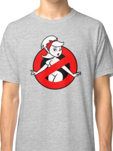GB-Girl PinUp 2 (Red) Classic T-Shirt