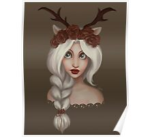 Fawn Girl Poster