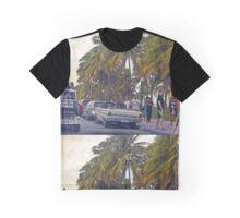 South Beach Miami Graphic T-Shirt