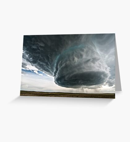 Supercell Greeting Card