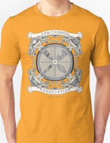 Arm Cannon Association Unisex T-Shirt