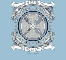 Arm Cannon Association Unisex T-Shirt