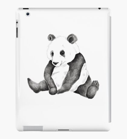 Panda Ipad Cover iPad Case/Skin