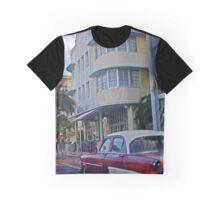South Beach life Graphic T-Shirt