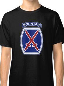 10th Mountain Division Classic T-Shirt