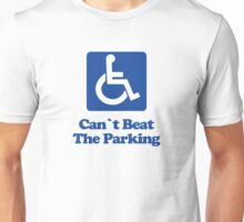 Can't Beat The Parking Unisex T-Shirt