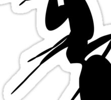 Carpenter Ant Sticker