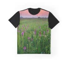 Sunrise, Presson-Oglesby Prairie, Arkansas Graphic T-Shirt