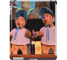 Country Bears Sing Ladies iPad Case/Skin