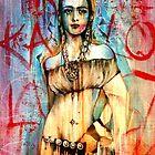 Frida Does Kahlo by John Dicandia  ( JinnDoW )