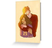 Weasley sweaters Greeting Card