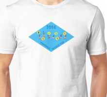 Football World Cup 2014- Brasil Unisex T-Shirt