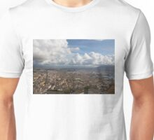 Spaccanapoli - the Historic Main Street That Divides the Center of Naples, Italy Unisex T-Shirt