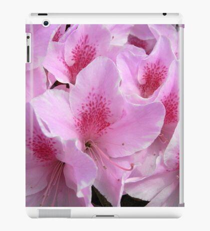 azalea V iPad Case/Skin
