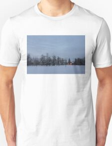 Christmas Morning  Unisex T-Shirt