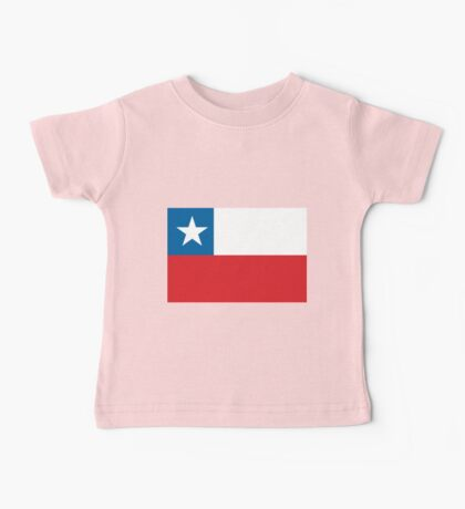 Chilean National Flag  If you like, please purchase, try a cell phone cover thanks Baby Tee