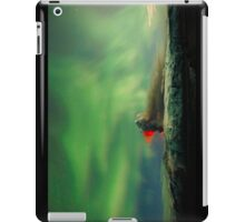 Northern Lights Eruption iPad Case/Skin