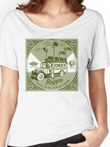 Reggae Sound System Women's Relaxed Fit T-Shirt
