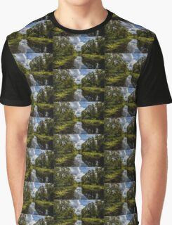 Cove to the lake Graphic T-Shirt