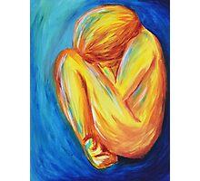 BORN | Acrylic on Canvas Photographic Print