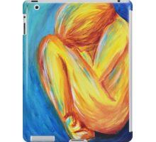 BORN | Acrylic on Canvas iPad Case/Skin