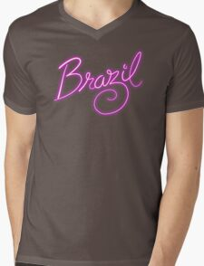 Brazil (1985) Movie Mens V-Neck T-Shirt