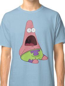 Surprised Patrick Star  Classic T-Shirt