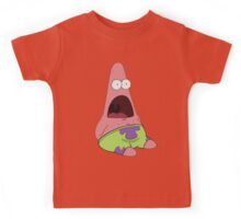 Surprised Patrick Star  Kids Tee