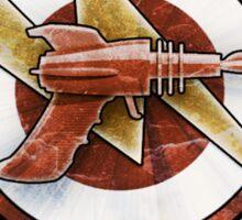 Logo - Ray Gun Rebellion Sticker