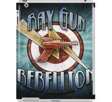 Logo - Ray Gun Rebellion iPad Case/Skin