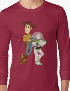 You've got a friend in me Long Sleeve T-Shirt