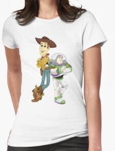 You've got a friend in me Womens Fitted T-Shirt